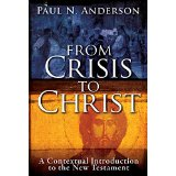 Anderson crisis to christ