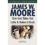 Moore God takes little