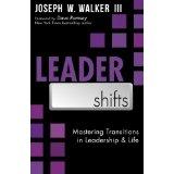 Walker leadershifts